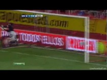 [Messi Goal] Sevilla Vs Barcelona 0-2 17/03/2012